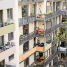 <h2>Nachhaltig bauen und wohnen in der Giselastraße, Berlin</h2>
