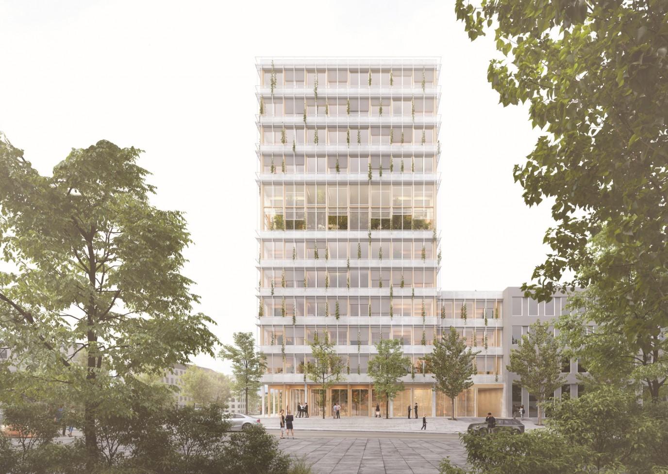 3. Platz Architektur-Wettbewerb